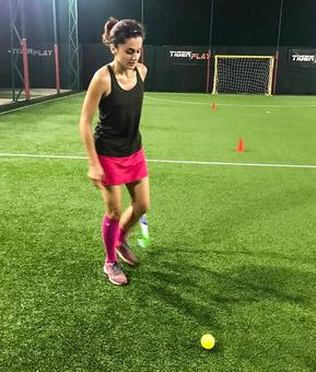 #InstaNews: Taapsee takes up hockey