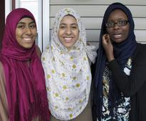 Muslim Girls Making Change spread messages through poetry