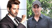 Hrithik Roshan missing Naah he bonded with Akshay Kumar over 3 hours at Rustom success party