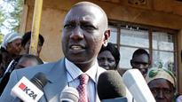 Kenya: Gunman, police officer killed in attack on deputy president William Ruto's home