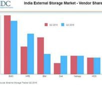 Storage revenue dips 6% to $64.4 mn in Q2, EMC leads