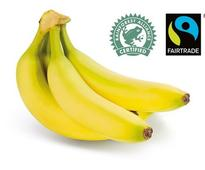 Sustainable banana range at Lidl