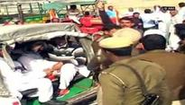 Framers detained in Haryana ahead of Delhi gherao call