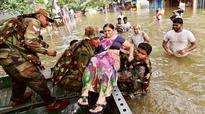 Chennai floods: Navy throws a lifeline; brings 3 ships and 300 tonnes of food