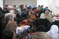 Charsadda attack: Political leaders visit wounded students at hospital