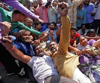 BJP-ruled Rajasthan tops in atrocities against SC, ST