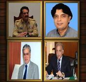 Dar, Nisar, Shahbaz brief COAS on planted story of national security breach