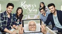 B-town gives thumps up to 'Kapoor and Sons' trailer