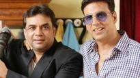 Akshay Kumar and Paresh Rawal in Priyadarshan's next!
