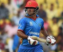 Zadran, Cricket's Young Left-Handed Batsman
