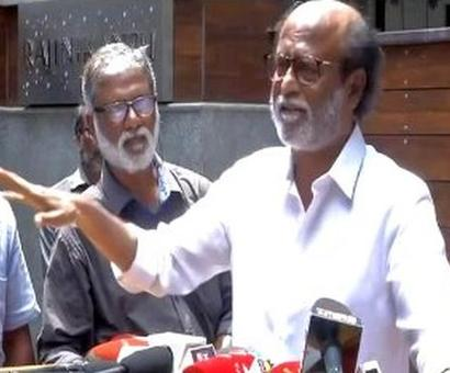 Embarrassing to host IPL when Cauvery protests are on: Rajini
