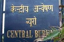 CBI officer caught taking bribe of Rs 15 lakh