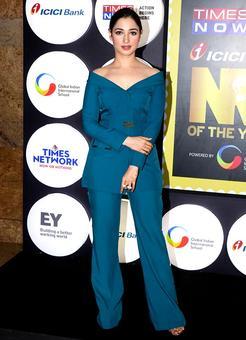 PIX: Tamannaah, Sophie, Sana mingle at an awards night