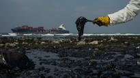 Kuwait declares state of emergency over oil leak on shore