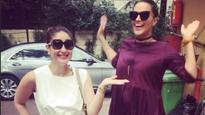 Watch: Kareena Kapoor made Neha Dhupia jump with joy!