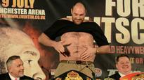 'You lost to a fat man!' - Fury goads Klitschko