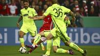 Second-string Bayern trounce Augsburg in German...