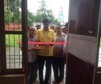 Pawan inaugurates Langar for Amarnath Yatris