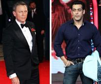 LoL... Has James Bond-Daniel Craig taken inspiration from Bigg Boss Salman Khan?