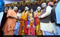 Yogi's grand Ayodhya Diwali