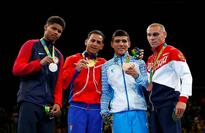 Michael Conlan shows his classy side as Robeisy Ramirez wins bantamweight gold in Rio