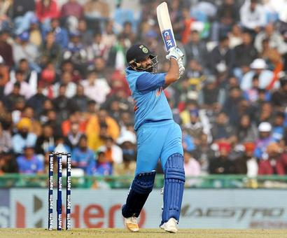 Numbers Game: Plethora of records for run machine Rohit