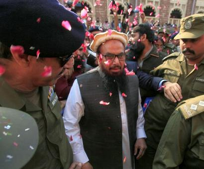 Pakistan okays law to ban Hafiz Saeed and other UN-listed terrorists