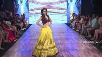 Divya Khosla Kumar Walks the Ramp for Sukriti at India Beach Fashion Week 2016