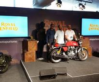 Royal Enfield enters Brazilian motorcycle market with three models