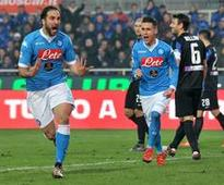 Title-chasing Napoli await Serie A big killers