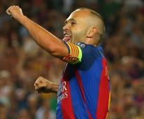 La Liga talking points: Andres Iniesta's importance, Antoine Griezmann's dry spell, and more