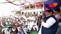 SP leader Shivpal Yadav leading on Jaswant nagar seat