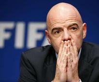 FIFA announces new sponsorship deal, says more on the way