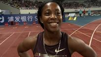 Fraser-Pryce storms to Shanghai win