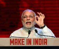 At 'Make in India' week event, PM Modi promises stable tax regime, more reforms