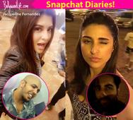 Jacqueline Fernandez and Parineeti Chopra are keeping their crew entertained with their quirky antics  watch video