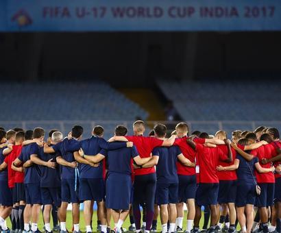 U-17 WC Previews: Star-studded England face Chile, France eye winning start