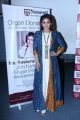 Raveena Tandon joins cause with NSSH as brand ambassador for organ donation awareness