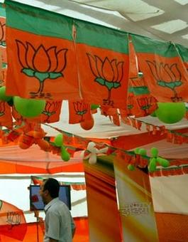 BJP's new friends: 2 AGP leaders in Assam, GJM in Bengal