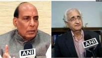 Congress backs Rajnath's assertion on safety of Kashmiris