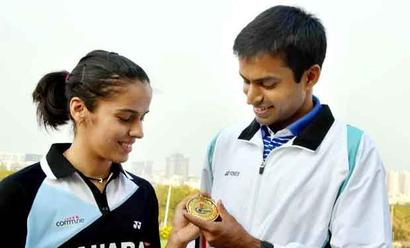 We have buried our past differences, Saina on coach Gopichand