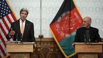 John Kerry presses Afghan leaders on unity; no US troop changes