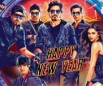 Happy New Year - Music Review