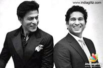SRK to Sachin Tendulkar: Miss you, my guiding light
