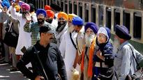 2,100 Indian Sikhs reach Pakistan to attend Baisakhi Festival