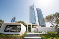 Dubai opens 3D-printed office building