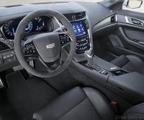 2017 Cadillac CTS-V Carbon Black Sport Package