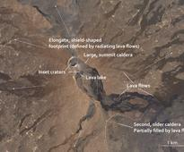Annotated Volcano: A Volcano's Shape Can Tell You How It Will Erupt