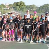 South Coast Open Tennis Tournament a resounding success