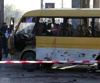 Kabul: Taliban claims responsibility for minibus explosion, at least 14 killed